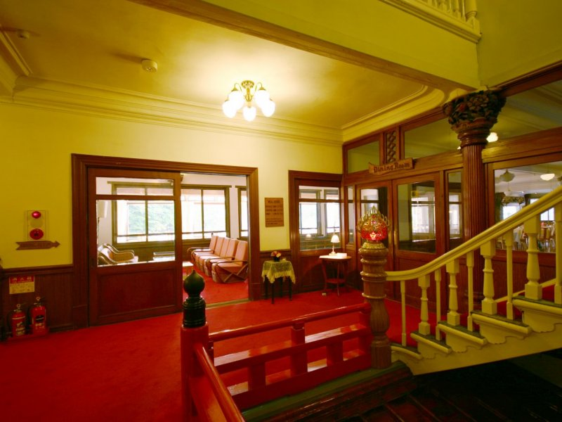 2-Day Nikko World Heritage Tour【Nikko Kanaya Hotel (Western style room)】