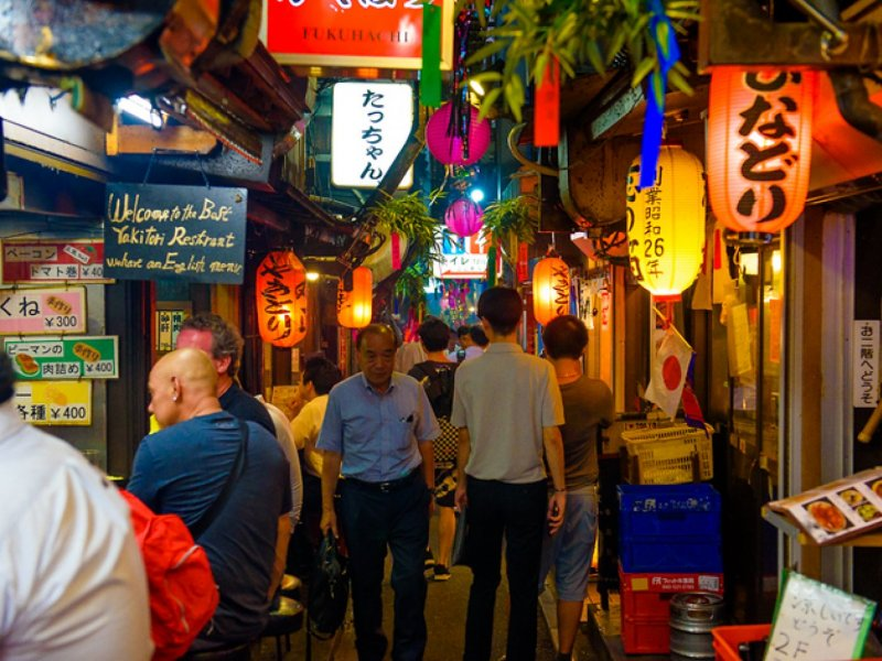 Shinjuku, Golden Gai Food Tour