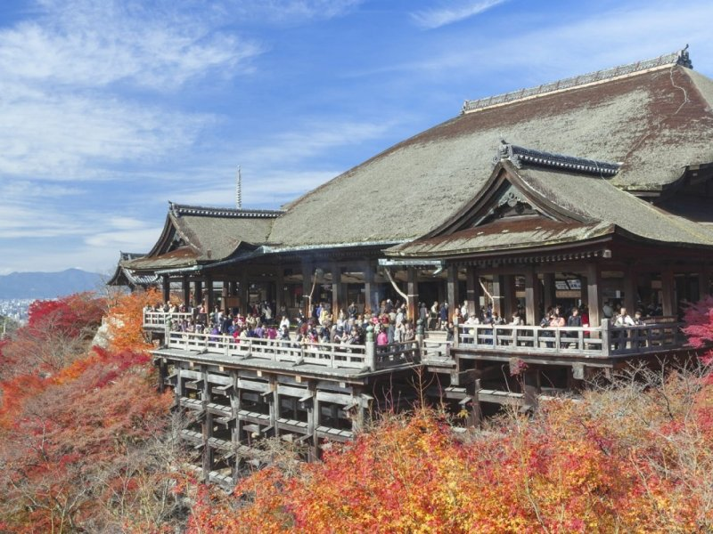 Muslim-friendly Osaka & Kyoto 4 Days Tour (Superior)