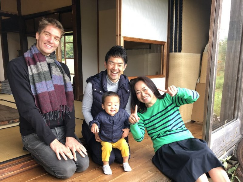 One night Homestay in Japan